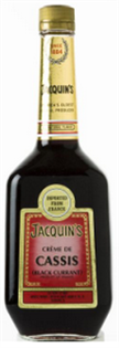 Jacquin's Liqueur Creme de Cassis 750ml - Case of 12